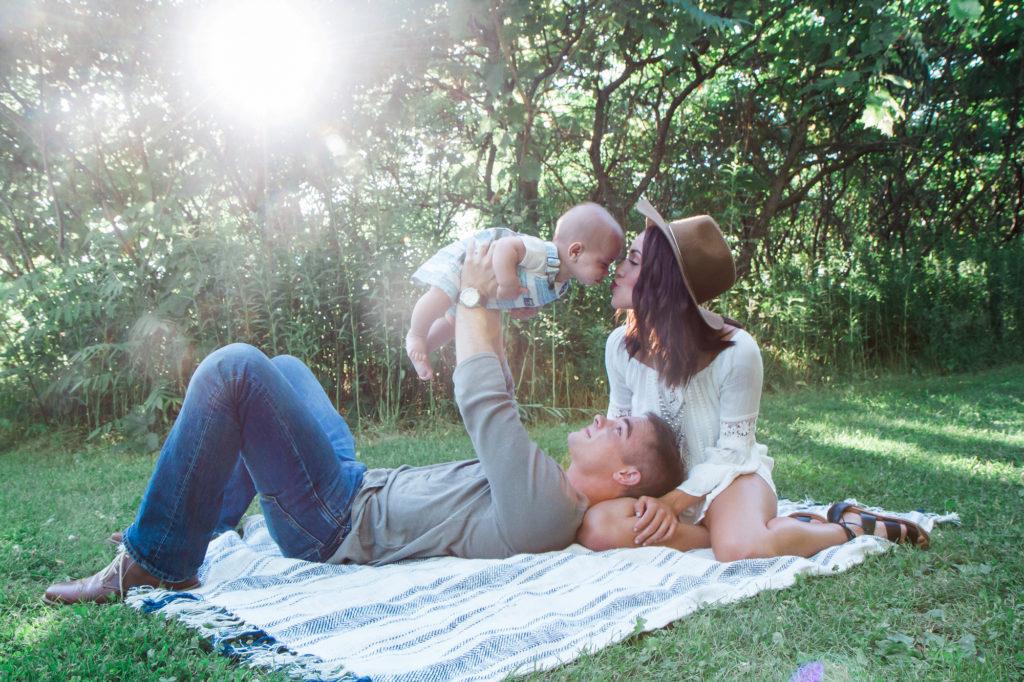 Lifestyle family photography Prescott, Wi