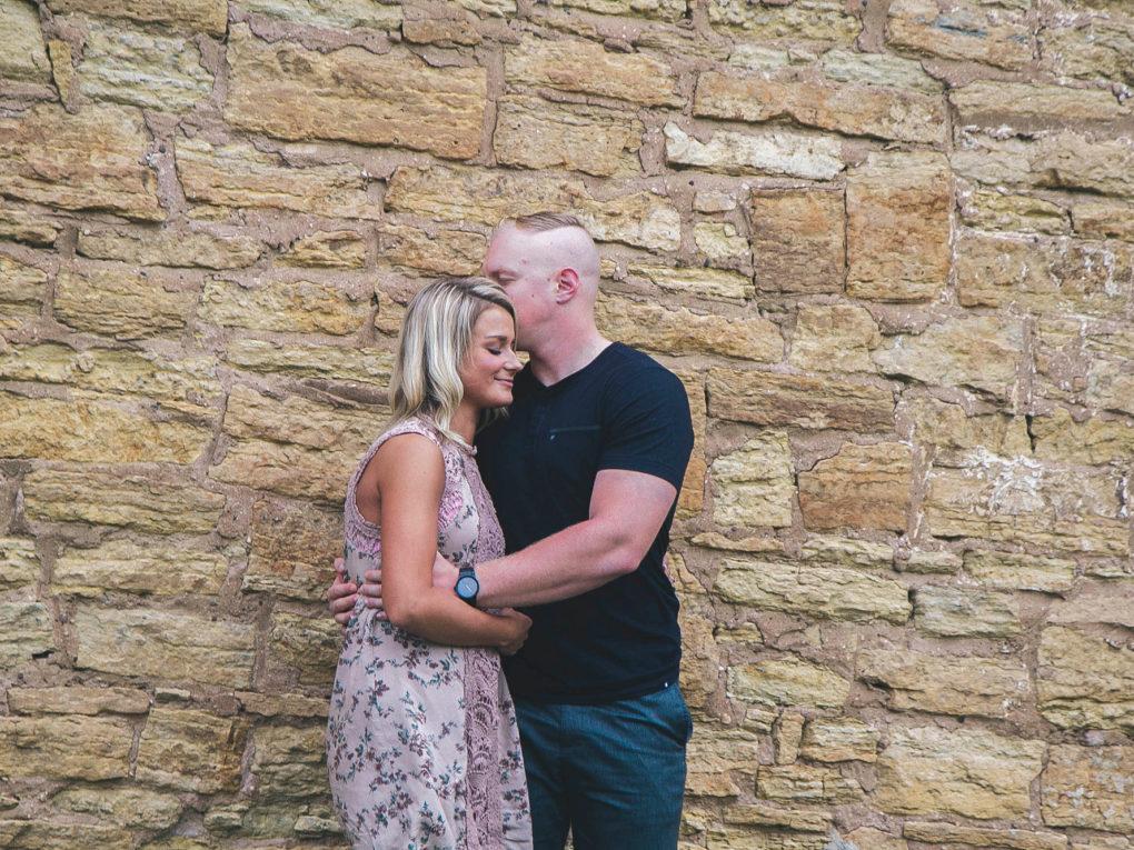 Ben + Kayla's engagements!