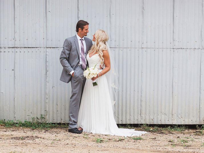 Carissa + Jason Wedding!
