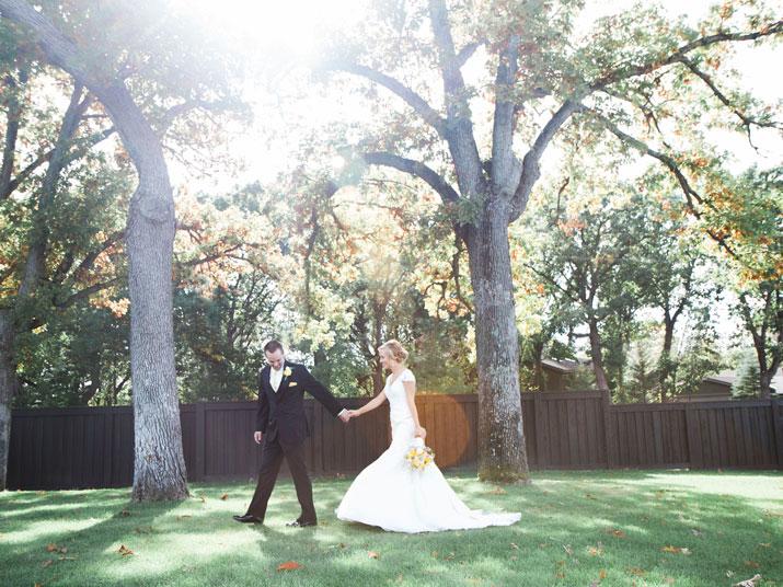 Jennifer and Jesse are Married!